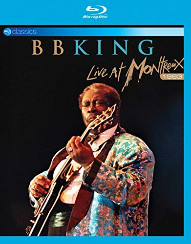 Live At Montreux 1993 [Blu-ray]